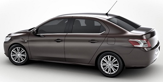 Peugeot 301 car hire in Algeria