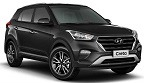 Rent Hyundai Creta SUV at Dar El Beida