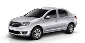 Dacia car rental agency at alger airport