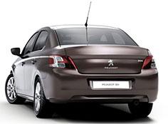 Peugeot 301 car hire in Algeria