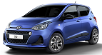 Rent Hyundai i10 in Algiers airport