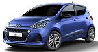 auto Hyundai i10 à louer aéroport Alger
